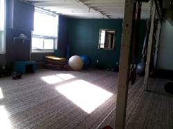 Personal training and bootcamp studio